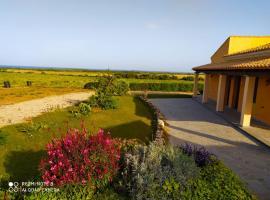 Agriturismo S'Incant'e Sinis, hotel near Is Arutas Beach, San Salvatore