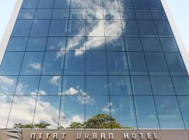 Niyat Urban Hotel, hotel in Resistencia