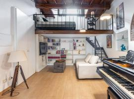 Musician Apartment Colosseo, apartment in Rome