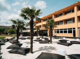 Belenus Thermalhotel superior, hotel in Zalakaros