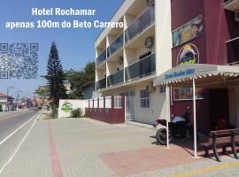 Hotel Rochamar, hotel in Penha