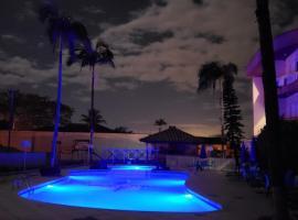 HOTEL CLUBE AZUL DO MAR, hotel em Itanhaém
