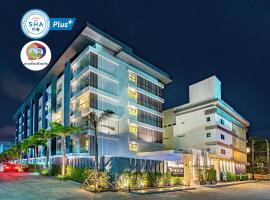 Ratana Hotel Rassada - SHA Plus, hotel in Phuket