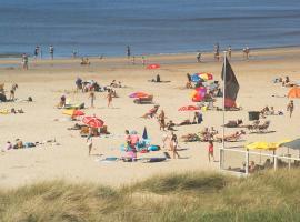 Egmondaanzeevakantiehuisje, budget hotel in Egmond aan Zee