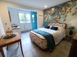 La Maison bleue, holiday home in Corneilla-del-Vercol