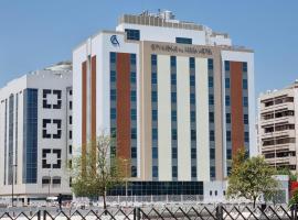 City Avenue Al Reqqa Hotel, hotel near Bateaux Dubai, Dubai