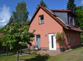Aniger, holiday home in Wustrow