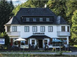 Landhaus Adorf, hotel near Hohe Reuth baths in IFA resort, Bad Elster