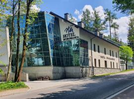 Hotel Murowanica, hotel with jacuzzis in Zakopane