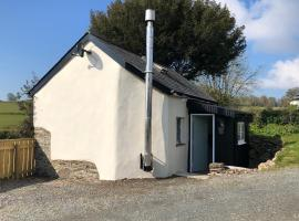 The Bothy, holiday home in Highbray