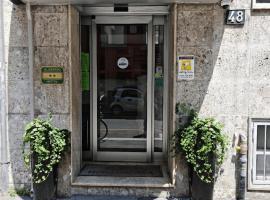 Hotel Parma, hotel in Milan