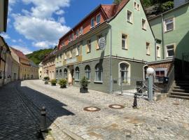 """Hotel Garni """"zum Bären"""", Hotel in Bad Schandau"""