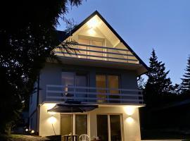 Dom Dwa Jeziora - Augustów, villa in Augustów