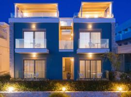 Blue Horizon, serviced apartment in Palaiochóra