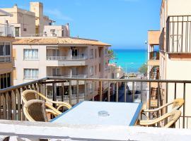 Hotel Sol de Mallorca, hotel in El Arenal