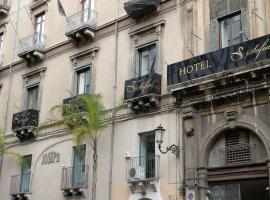 Hotel Sofia, Hotel in Catania