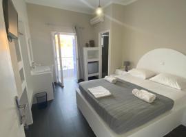 AEGEAN VIEW SEASIDE ROOMS AND STUDIOS KEA, ξενοδοχείο στην Κορησσία