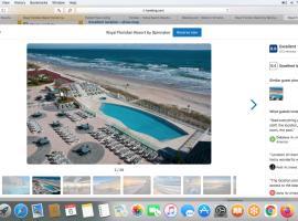 Royal Floridian Ormond Beach, hotel in Ormond Beach