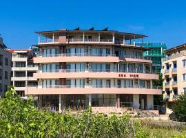 Sea View, хотел близо до Аквапарк Приморско, Приморско