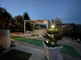Villa Rosa, B&B in Agropoli