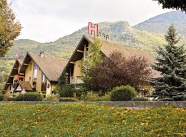 Le Flamboyant, hôtel à Annecy près de: Pilot