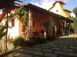 Casa aconchego da serra, holiday home in Guaramiranga