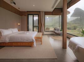 Yangshuo Wonderland Lodge, hotel en Yangshuo