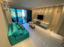 Flat 2 andares com jacuzzi., hotel with jacuzzis in Porto De Galinhas