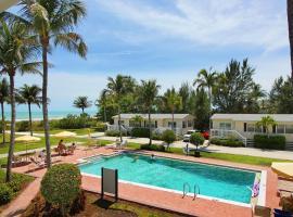 Seaside Inn, three-star hotel in Sanibel