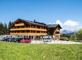 Alpengasthof Hörnlepass, hotel in Riezlern