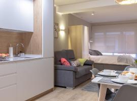 Hibilbao Apartments, apartment in Bilbao