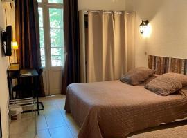 Hotel Alexander, hotel near Palace Georges Pompidou Congress, Perpignan