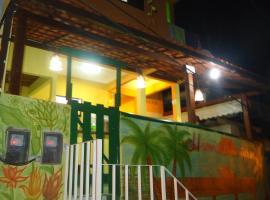Harmoni Hostel & Pousada, hostel in Abraão