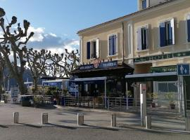 Hotel Beau Rivage, hotel in Aix-les-Bains