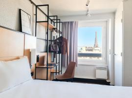 Ibis Paris Tour Eiffel Cambronne 15ème, hotel in 15th arr., Paris