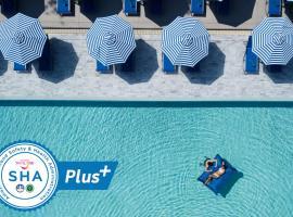Seabed Grand Hotel Phuket - SHA Plus, hotel in Phuket