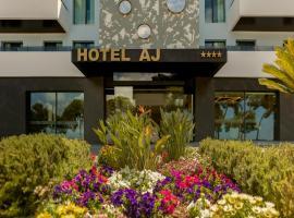 AJ Gran Alacant, hotel in Santa Pola
