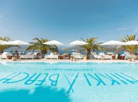 Nikki Beach Montenegro, отель в Тивате