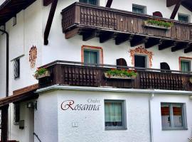 Chalet Rosanna, hotel in Sankt Anton am Arlberg