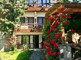 Hotel Chubu, отель в городе Местиа