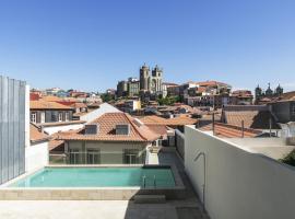 Casa da Companhia, hotel in Porto