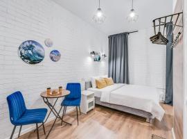 Travelto Na Neve, apartment in Saint Petersburg