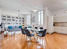 Modern, stylish flat near Piazza della Repubblica, holiday home in Rome