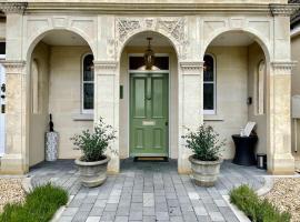 Tyndall Villa Boutique B&B, hotel in Bath