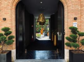 Boutique Hotel Sablon, hotel dicht bij: Lampenmuseum Lumina Domestica, Brugge