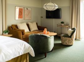 Hotell Mårtenson, hotell i Halmstad