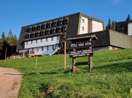 Cerna Bouda – hotel w Jańskich Łaźniach
