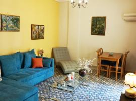 A few steps away from Syntagma and Plaka, apartment in Athens