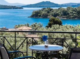 Spiros Sea View, hotel in Nydri
