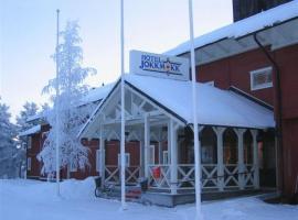 Hotel Jokkmokk, hotel in Jokkmokk
